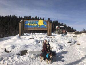 Vanja in Alaska
